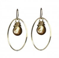 Fresh Water Pearl Ovals